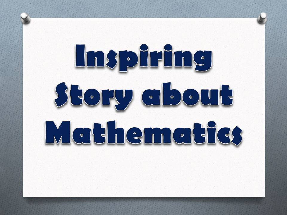 Inspirational Math Quotes: Motivational Quotes In Mathematics