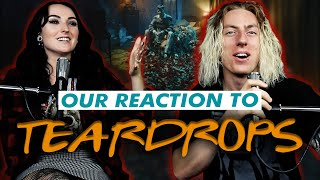 Wyatt and Lindsay React: Teardrops by Bring Me The Horizon