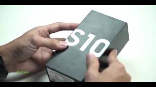 UNBOXING SAMSUNG GALAXY S10 VERSI INDONESIA