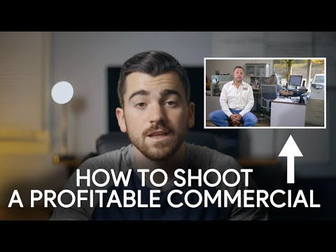 How To Shoot A Profitable Commercial   Cinematography Breakdown