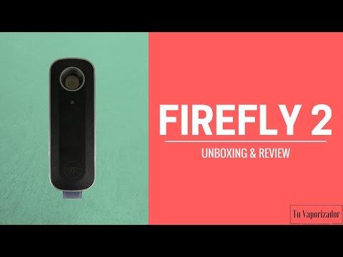 Vaporizador FIREFLY 2 – Unboxing & Review en Español