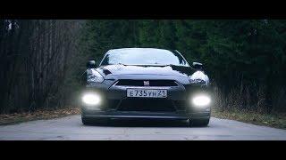 Мужской выбор - Nissan GT-R