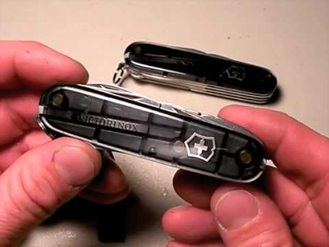 Victorinox Super Tinker Amp Mechanic Knives Definitive Cool