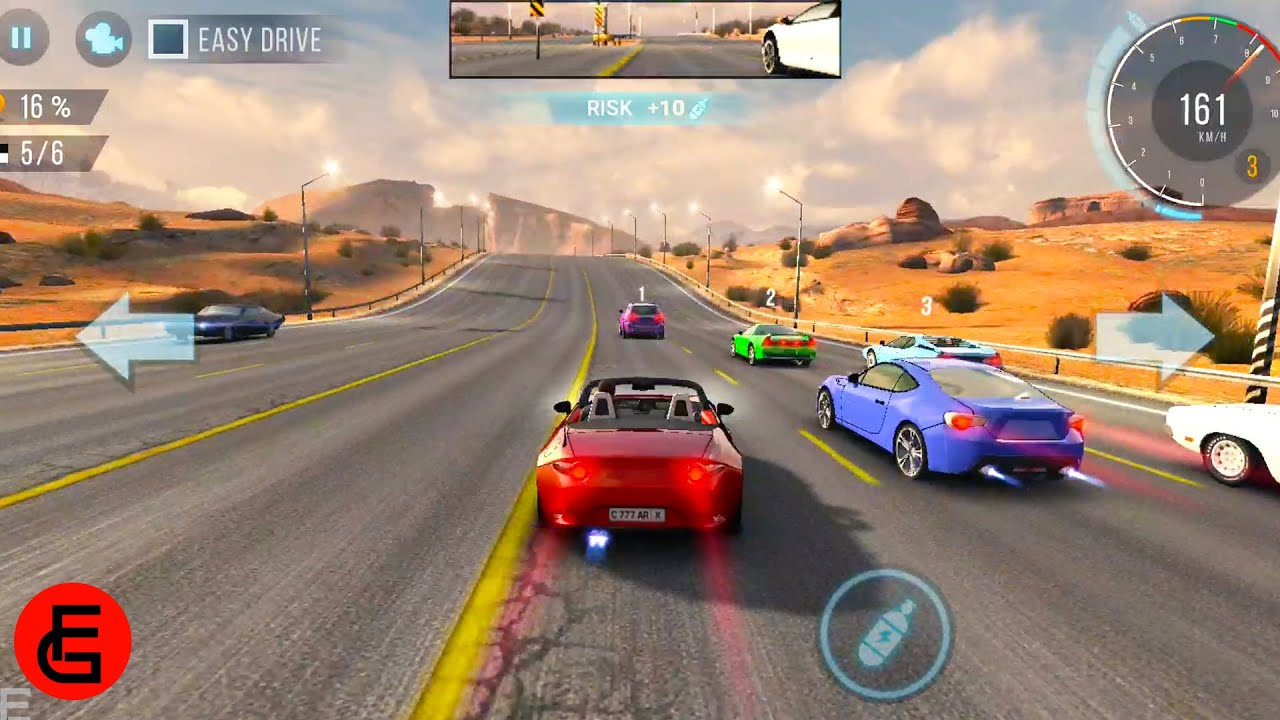 CarX Highway Racing #5   Android Gameplay   Friction Games