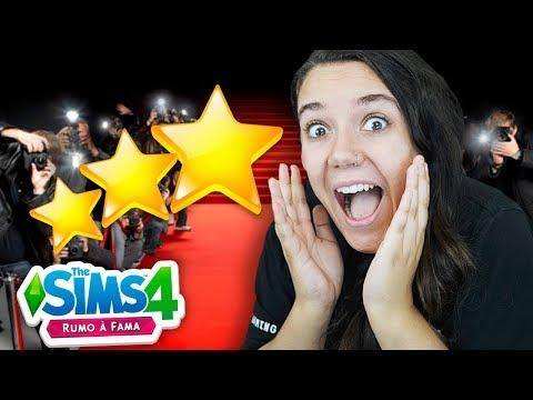 SOU UMA SUBCELEBRIDADE! - The Sims 4 Rumo a Fama