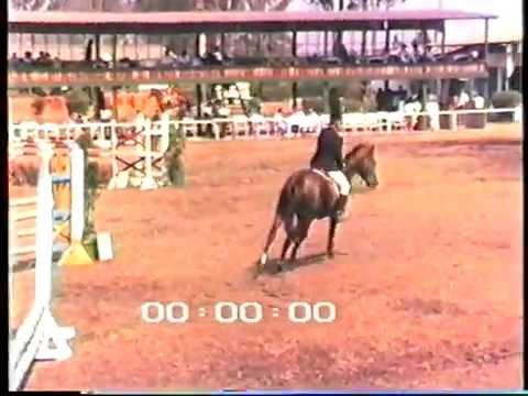 1987 Congo   Lubumbashi, CHL, Jumping en Juillet, épisode 8, Prix Hazan - Soco, Barrage, VHS23