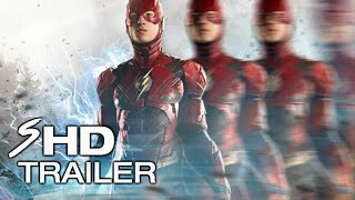 The Flash 2018 - EZRA MILLER Movie Trailer (HD) Fan Made