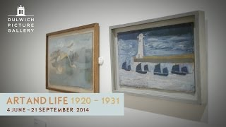 Dulwich Picture Gallery 'Art and Life' Curator's Tour: St. Ives