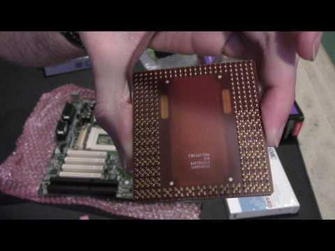 2 CPUs, 2 Power Supplies, 1 Computer (Dual Pentium Pro) Part 1