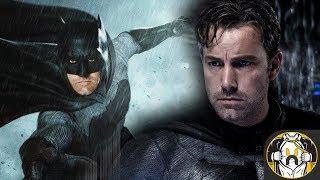 Ben affleck's batman future in doubt after justice league