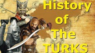 TURKISH HISTORY History of the Turks