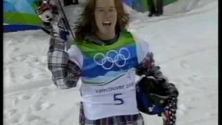 バンクーバーオリンピック   スノーボード ハーフパイプ   決勝 ショーン・ホワイト ショーン・ホワイト 検索動画 2