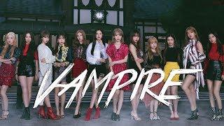 2019 iz*one japan 3rd single「vampire」 #izone #아이즈원 #アイズワン