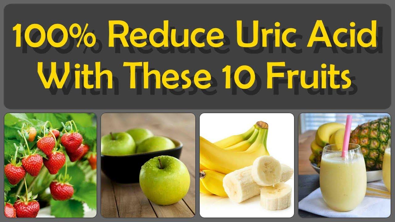 Best Natural Cure For Uric Acid