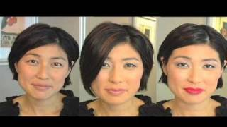 Hikaru Utada Come Back to Me Makeup