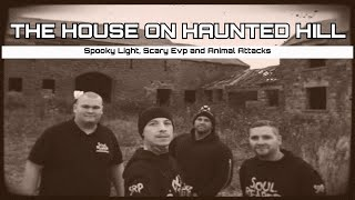 The House On Haunted Hill | Scary Voices, Lights and Animal Attacks