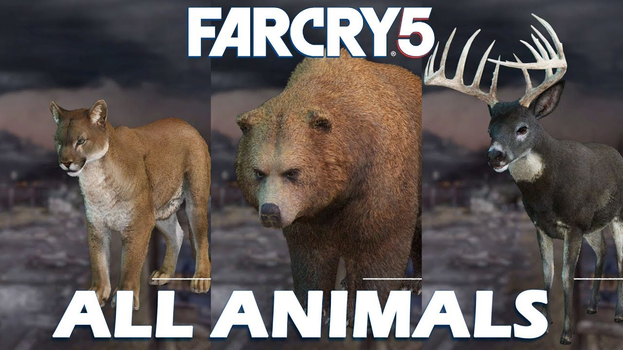Far Cry 5 Cheats, Codes, Cheat Codes, Walkthrough, Guide