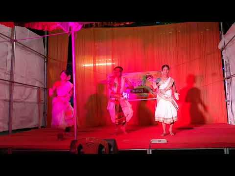 VISHU VISMAYAM 2018 | CLASSICAL DANCE PERFORMANCE | KOIPURAM NELLIKKAL DEVI TEMPLE