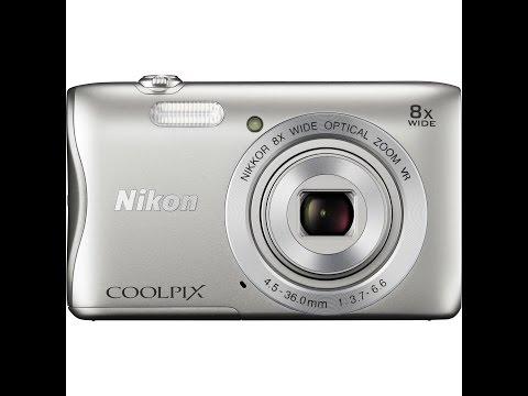 My Demonstration of the Nikon COOLPIX S3700