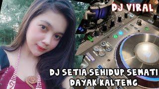 DJ LAGU DAYAK SETIA SEHIDUP SEMATI REMIX FULL BASS    RX Remix