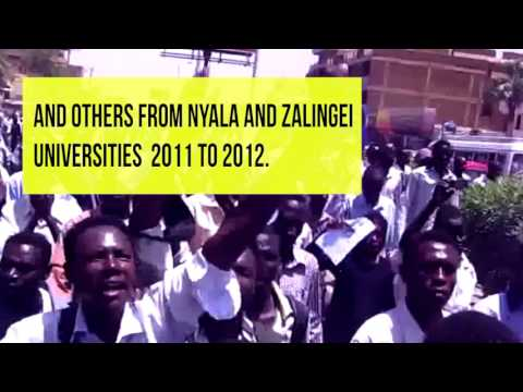 Tough times: being a Darfuri student in Sudan