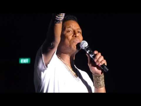 Gone Too Soon - The Jacksons Unity Tour 2012 in Singapore