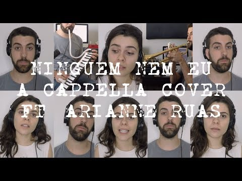 5 a Seco - Ninguém Nem Eu (A Cappella Cover by Alberto Menezes ft. Arianne Ruas)