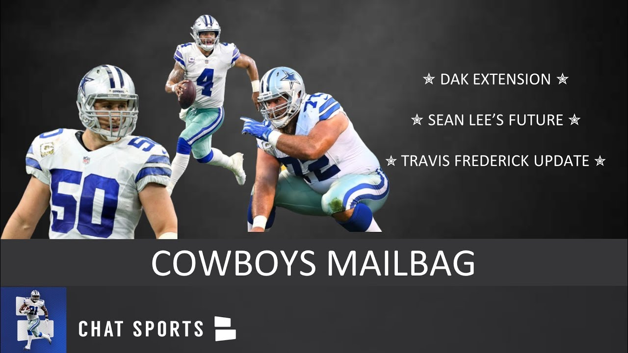 652979d7e75 Cowboys Mailbag: Travis Frederick Update, Sean Lee's Future, Dak ...