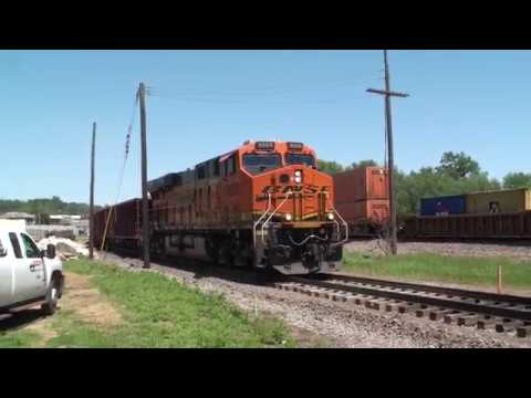 BNSF Fort Madison Ia. 05-18-17