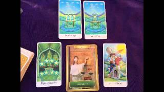 Taurus October Tarot Reading 2015