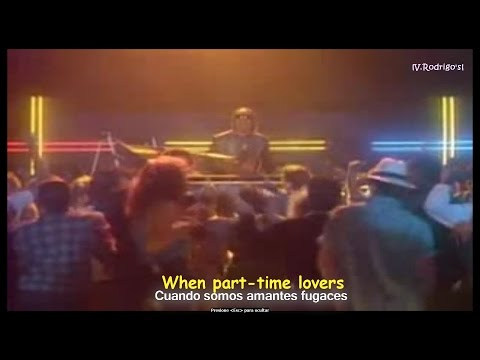Stevie Wonder - Part Time Lover [Subtitulado en Español - Ingles] Video Oficial