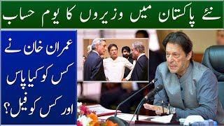 PM Imran Khan Reviews Performance of Ministers | News Extra