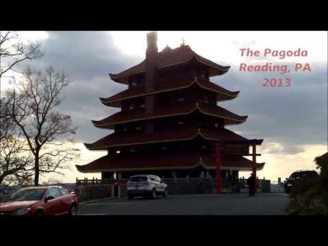 The Pagoda. Reading, PA 2013. HD Samsung W300