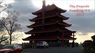 The Pagoda. Reading, PA 2013. HD Samsung W300