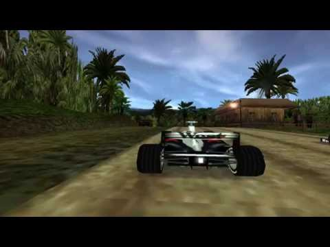 Need For Speed High Stakes - Congo in Weather CART Class World Record (1:44.37, 0:49.25)