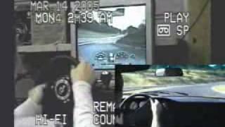 Gran Turismo 4 vs Reality