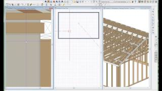 Truss Over Ceiling Joists Part 1 Chief Architect Videos By Dsh