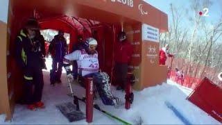 Descente Hommes (Assis) : Taberlet au pied du podium - Jeux Paralympiques