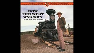 Alfred Newman - Main Title - (How the West Was Won, 1962)