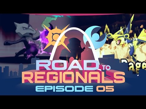 SUBSTITUTE?!! Road to Regionals VGC 2017! w/ Cybertron! Episode 05 - Pokemon Sun and Moon