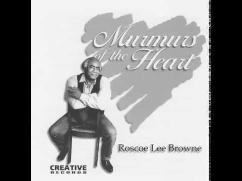 Roscoe Lee Browne performs