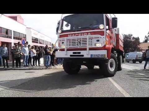 33º Aniversário - BV Maceira (Desfile Apeado & Motorizado)
