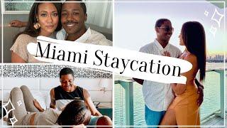 MIAMI VLOG - STAYCATION PT. 3 - Mondrian Hotel South Beach