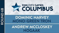 SCGCOL: Round 6b - Timeshift - Dominic Harvey vs Andrew Mccloskey [Modern]