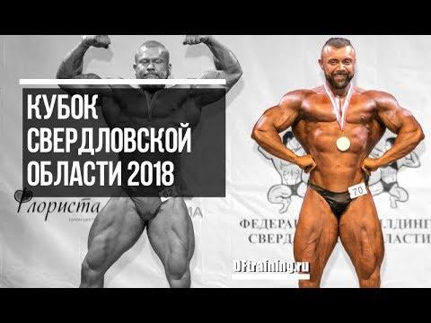 Кубок Свердловской Области по бодибилдингу 2018 #DarkFit