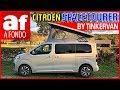 Citroën Spacetourer By Tinkervan | Prueba Y Review Al Completo