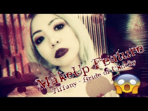 Cosplay Make Up Feature -Tiffany (Bride of Chucky)