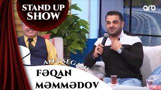 Fəqan Məmmədov - Ana Segahı