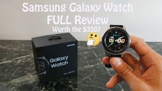 Samsung Galaxy Watch 46mm FULL Review after One Month