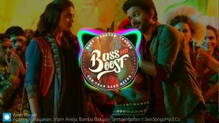 Simtaangaran song | 🎧 Bass Boosted Tamil 🎧 | Sarkar Vijay